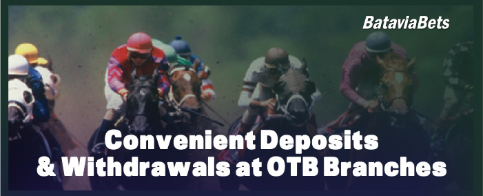 Convenient Withdrawals and Deposits